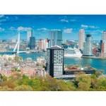 Puzzle  King-Puzzle-55868 Skyline Rotterdam
