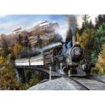 Puzzle  King-Puzzle-55878 Express Train