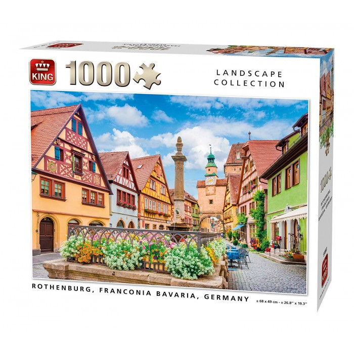Rothenburg Allemagne