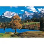 Puzzle  KS-Games-11218 Alpes Bavaroises