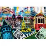 Puzzle  KS-Games-11302 Turquie : Istanbul