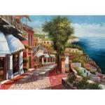 Puzzle  KS-Games-11323 Quelque part au bord de la Méditerranée
