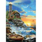 Puzzle  KS-Games-11368 Twilight Lighthouse