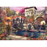 Puzzle  KS-Games-11475 Dominic Davison : Love in Venice