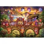 Puzzle  KS-Games-11477 Ciro Marchetti : Carnival Parade