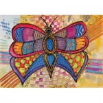 Puzzle  KS-Games-11484 Papillon