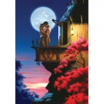 Puzzle  KS-Games-20502 Tree House Lovers