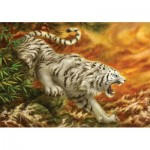 Puzzle  KS-Games-20506 White Tiger