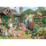 Puzzle  KS-Games-24004 Glenny's Garden Shop