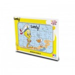 KS-Games-TW704 Puzzle Cadre - Titi, Tweety