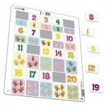 Larsen-AR18 Puzzle Cadre - 1-20