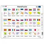 Larsen-GP2-GB Puzzle Cadre - MemoPuzzle (en Anglais)