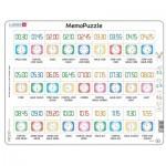 Larsen-GP5-DE Puzzle Cadre - MemoPuzzle (en Allemand)