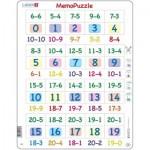 Larsen-GP8 Puzzle Cadre - MemoPuzzle