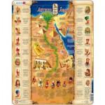 Larsen-HL5-DE Puzzle Cadre - Antikes Ägypten