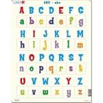 Larsen-LS14-EN Puzzle Cadre - ABC Alphabet
