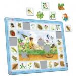 Larsen-NA1-NL Puzzle Cadre - Campagne (en Hollandais)