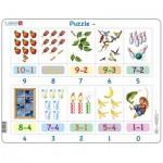 Puzzle Cadre - Mathématiques