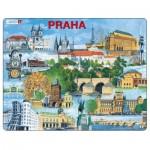 Puzzle Cadre - Prague
