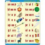 Larsen-SC14-NL Puzzle Cadre - Apprendre à lire le Néerlandais 4