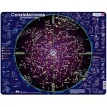 Larsen-SS2-ES Puzzle Cadre - Constelaciones (en Espagnol)
