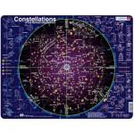 Larsen-SS2-GB Puzzle Cadre - Carte des Constellations (en Anglais)