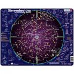Larsen-SS2-NL Puzzle Cadre - Les Constellations (en Hollandais)