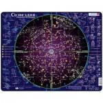 Larsen-SS2-RU Puzzle Cadre - Les Constellations (en Russe)