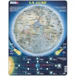 Larsen-SS5-FR Puzzle Cadre - La Lune