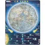Larsen-SS5-IT Puzzle Cadre - La Lune (en Italien)