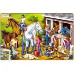 Larsen-U16-1 Puzzle Cadre - Au Centre Equestre