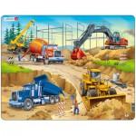 Larsen-US1 Puzzle Cadre - Le Chantier de Construction