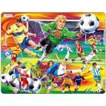 Larsen-US22 Puzzle Cadre - Football