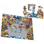 Larsen-US37 Puzzle Cadre - Pirates