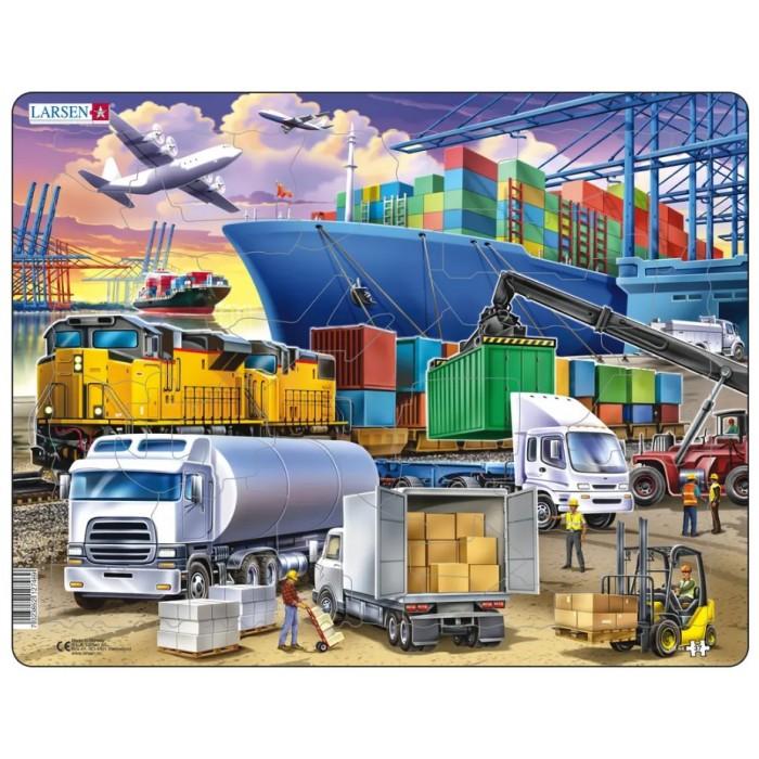 Puzzle Cadre - Cargo Hub