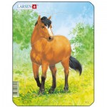 Larsen-V1-1 Puzzle Cadre - Cheval