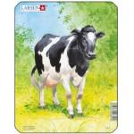 Larsen-V1-3 Puzzle Cadre - Vache