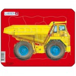 Larsen-Z1-1 Puzzle Cadre - Camion Benne