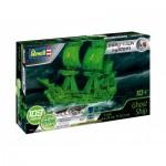 Revell-05435 Maquette - Puzzle 3D Easy Click System - Bateau Fantôme
