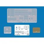 Puzzle  Schreiber-Bogen-4329 Maquette en Carton : Jeu de détails Lasercut pour Sloman Alstertor