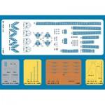 Puzzle  Schreiber-Bogen-4374 Maquette en Carton : Blanchiment Set Lasercut