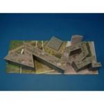 Puzzle  Schreiber-Bogen-609 Maquette en carton : Musée juif de Berlin