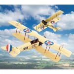 Puzzle  Schreiber-Bogen-649 Maquette en Carton : Curtiss JN-4 Jenny