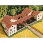 Puzzle  Schreiber-Bogen-650 Maquette en Carton : Villa Romaine Estate Rustica