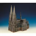 Puzzle  Schreiber-Bogen-655 Maquette en Carton : Cathédrale de Cologne