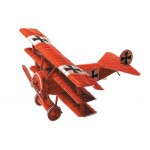 Puzzle  Schreiber-Bogen-666 Maquette en Carton : Fokker DR I