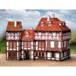 Puzzle  Schreiber-Bogen-672 Maquette en Carton : Vieille Ville Set 5