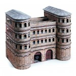 Puzzle  Schreiber-Bogen-678 Maquette en Carton : Porta Nigra