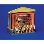 Puzzle  Schreiber-Bogen-684 Maquette en Carton : Nativity Scenes