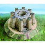Puzzle  Schreiber-Bogen-691 Maquette en Carton : Castel del Monte